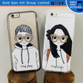 Cell phone cover para iPhone 6 com material pc