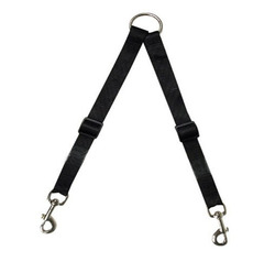 Pet Products 1Inch Adjustable Dog Coupler