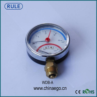 Temperature Pressure Gauge/Thermometer For Water Heater