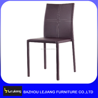 french modern new product economic metal stackable cheap dining chair YF-5