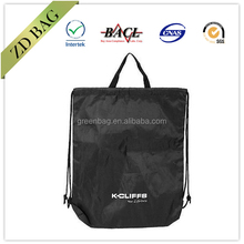 hot sale promotional drawstring bag with handle