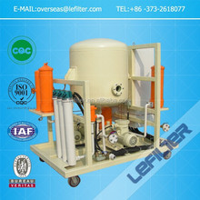 ZLYC-100 series high efficiency vacuum oil filtration apparatus for transformer oil