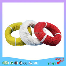 26 awg Silicone Rubber and Tinned Copper Conductor Silicone Wire