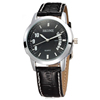 2015 leather quartz watch waterproof male business style watches