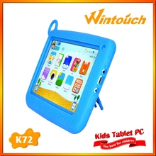 "7"" kids pad dual core electronic tablet pc for android for kids"