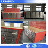 Factory OEM steel tool box trolley with drawers cabinet