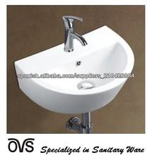 baño arte pileta de lavado de cerámica lavabo 8305