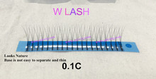 Upgraded Premium Korea Eyelash Extension Y lashes W lashes M lashes!!!