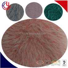 NEWEST mink fur like 100% nylon feather eyelash yarn for handmade dish wash scrubbies