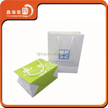 Customized Printing Promotional Cute Paper Bag