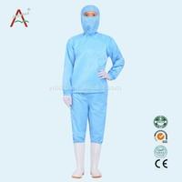 Rubber pvc chemical suit