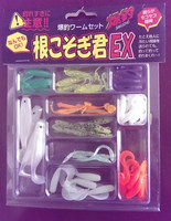 shandong hot selling products clam pack sea bass lure bait set