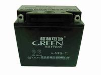 Green brand 12v7ah motorcycle battery