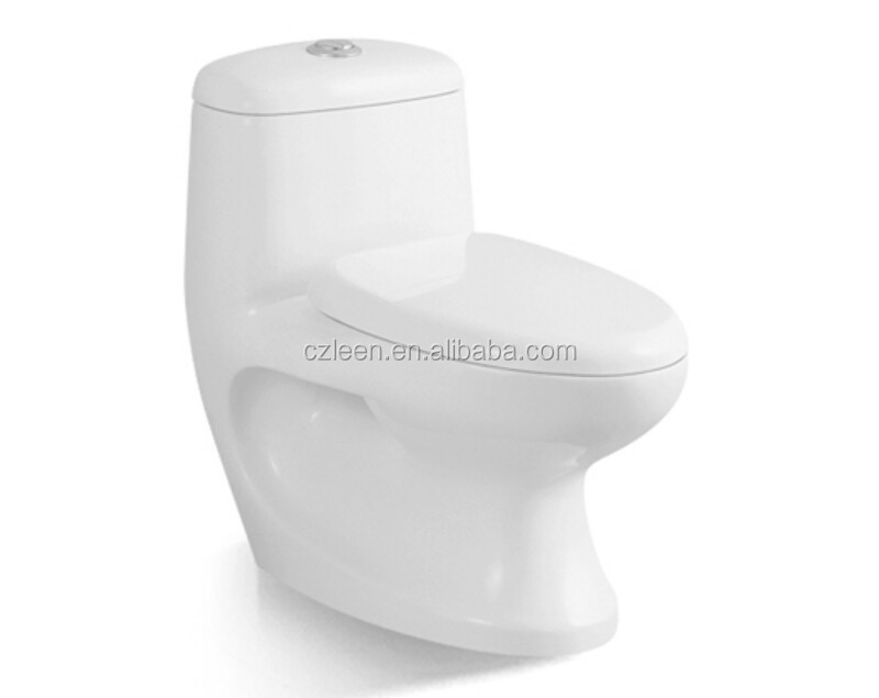 Sanitary Ware Bathroom White Cheap Wash Down Chinese One Piece Toilet Buy One Piece Toilet