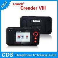 New arrival 100% Orignal Super Auto Scanner LAUNCH Creader VIII with Full Function by Launch VIII Coder Reader
