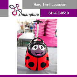 pc kids trolley bag with animal picture