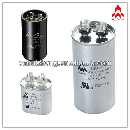Motor Run And Start Capacitor Manufacturer Buy Motor Run