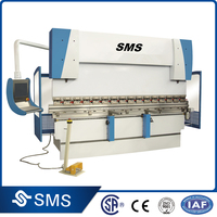 Stainless steel bending machine cnc press brake jobs
