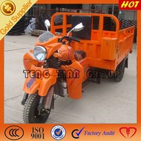 China hot sell 175cc three wheel cargo tricycle/three wheeler motorcycle