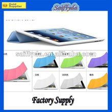 10 colors smart skin cover for ipad