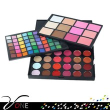 New 3-Layer 96 Color Eyeshadow + Blusher + Powder + Lip Gloss + Concealer Makeup Palette