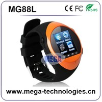latest wrist watch mobile phone, HD camera hand mp3/mp4 player GPS watch mobile phone
