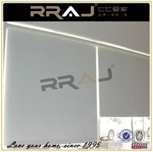 latest perforated panel screen electric roller curtain