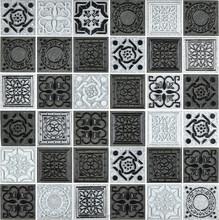 ceramic tile mosaic, bedroom mosaic, building material mosaic (PMC48C007)