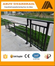 Factory direct sale top quality disabled hand rails AJ-Stair Handrail 001