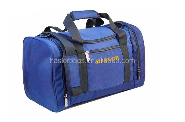 Nouvelle conception custom made sport sac avec compartiment humide