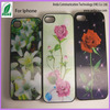 Hot selling OEM 3d plastic mobile phone shell cover case for iphone