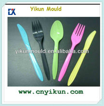 new product of china for plastic fork and spoon mould