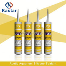 silicone sealant spray for decoration