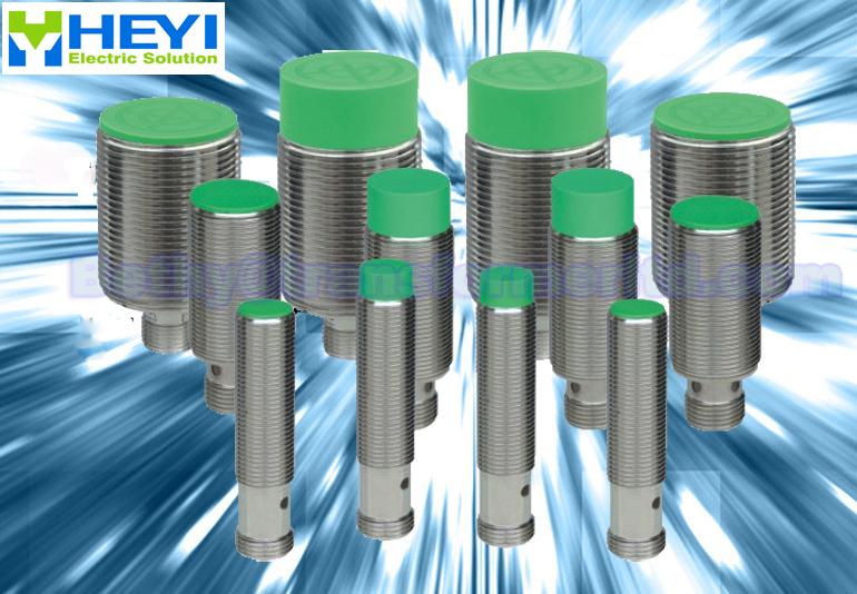 Inductive Proximity Sensor Lj18a3-8-z/ax&lj18a3-5-z/ax Metal Sensor ...
