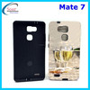 For Huawei Mate 7 Case Cover, Anti-shock Ulta Slim Hydrid Combo Case For Huawei Mate 7, Paypal Accepted