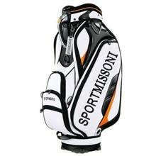 2015 PU new design OEM 6 golf bag top divider / pu golf stand bag /golf stand bag / golf cart bag / golf carry bag