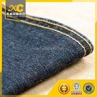 customized 100%cotton tela de mezclilla for coverall