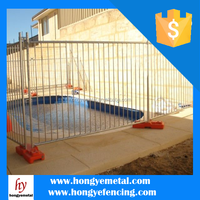 Anping High Quality Power Coated Child Safety Pool Fence(Factory,ISO9001,CE,SGS)