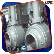 Underground Extended Stem Full Welded Trunnion Ball Valve