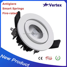 chinese products wholesale free shipping led cob fire-rated commercial electric recessed lighting