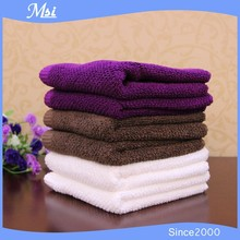 decorative bright colored cotton hand towel