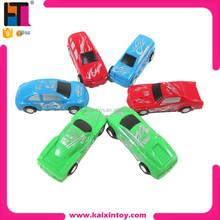 2015 New Plastic Promotional Gift Mini Pull Back Car