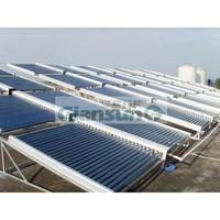 Custom extruded aluminum solar panel frame