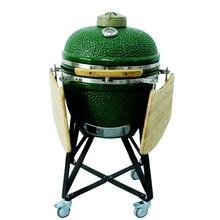 "23.5"" high quality new patio ceramic barbecue smoker"