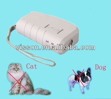 Hot sales ultrasonic cat repeller/dog voice control /ultrasonic dogs and cats repeller