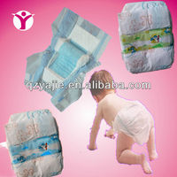 size 4 / L super absorbent baby diapers manufacturer in china with big sell