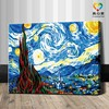 Van Gogh painting famous landscape painting by number