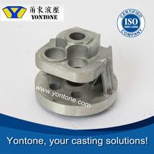 yontone yt435 certificata iso produttore ad alta densità pressofusione di alluminio adc12 a360 a380 parti del pezzo fuso di alluminio