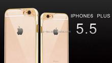 For iphone 6 plus mobile phone accessories metal aluminum case cover