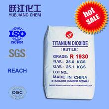 High class Titanium dioxide (TiO2) Rutile&Anatase type